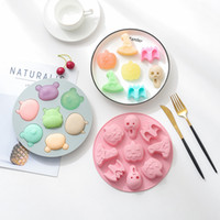Cute Halloween Silicone Mold For Rice Cake Baby Food Box Lov...