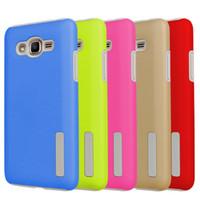 Para Samsung A20S A21S A10S J2 Core A51 híbrido caso de TPU + PC Smooth armadura cubierta mate caso normal Galaxy Note 10 9 8 S8 S9 S10 20 más
