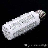 108 LEDs Ultra Bright 360 Lighting Angle LED Corn Bulbs Light E27 7W 110V White 6000-6500k Energy Saving H4474