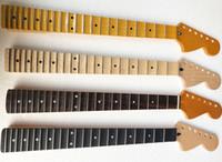 Fabrik Special Sale 6 Saiten E-Gitarre-Hals, überbackenes FRETOP ,, vier Arten verfügbar, kann als angefordert anpassen
