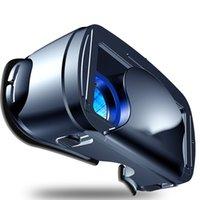 2020 새로운 스타일의 VR 안경 휴대 전화 3D 가상 현실 헬멧 마법의 거울 Blueray 스마트 선물 뚱뚱한 세대