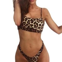 Frauen-Art- und Push-Up-BH Padded Strand Set Condole Gurtweste 2-12