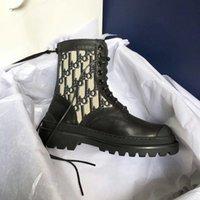 Homens mulheres oblíquos tornozelo martin botas Rois boot explorer calfskin treinadores de alta qualidade preto couro lace-up sapatos moda motocicleta boot