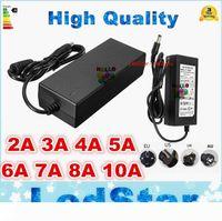 LED-Adapter Schaltnetzteil DC 12V AC 110-240V 2A 3A 4A 5A 6A 7A 8A 10A 12.5A LED-Streifenlicht 5050 3528 Transformator Adapter Beleuchtung