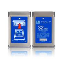 Per GM Tech2 Scanner 32 MB di scheda di memoria soft-ware per l'attrezzo diagnostico di tecnologia 2 Scanner auto per Holden / Opel / GM / SAAB / ISUZU / Suzuki