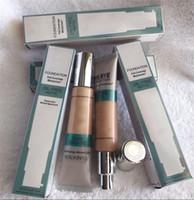 Maquillage Marque Cosmétiques Bye fond de teint Face Primaire couverture complète Hydratant Oil Free Matte Hydratante 30ml Livraison gratuite