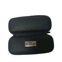 Ego Fermeture à glissière pour sac de cigarettes électroniques Petite taille avec sac à glissière de logo Ego pour la batterie Ego en stock