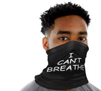 나는 베일 얼굴 스카프 패션 남자 여자 스카프 페이스 가드 스카프 크기 22 * 31cm 도매 마스크 인쇄 숨을 쉴 수없는