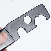 AR15 / M4 llave de la herramienta Campo multifunción Llave de acero A1 A2 freno de bozal Multi / al aire libre del metal del acero Todo Propósito