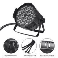 80W LEDステージライト85-265Vの照明ランプライト用照明器具、クラブ、ktv、バー、ステージ、結婚式