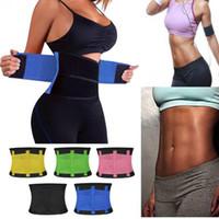 Taille Trimmer Body Shaper Abdomen Minceur Belt Corset Gym Workout taille de soutien tactique Retour Lumbar Fitness Ceinture