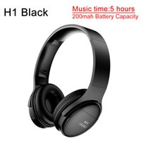 H1 Pro Wireless Headphone Bluetooth 5.0 Earphone Sport Stereo Earphones Noise Canceling soporte auriculares gaming TF Card Mic