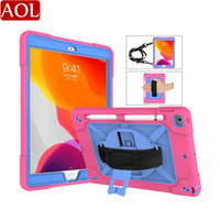 For new iPad air2 Pro 9. 7 10. 2 11 mini 4 5 Tablet Case with ...