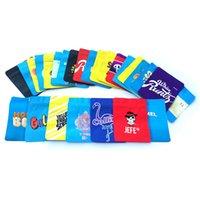 cookie 3.5G sacchetto della chiusura lampo sacchetti richiudibili 30 tipi vuoto imballaggio odore prova Runtz Olimpiadi jefe biscotto C collina ave DHL libera