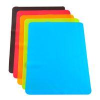 Silicone Mats cottura Liner migliore Forno Silicone Mat Isolamento termico rilievo Bakeware Kid Table Mat DHL