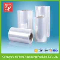 high quality and fair price , wholesales of pe,po, pof plastic film