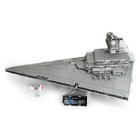 In Stock 05027 3250Pcs Imperial Star Destroyer Building Bloc...