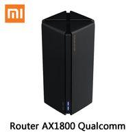 10pcs xiaomi routeur AX1800 Qualcomm 5 cœurs wifi6 2,4g 5,0 GHz Gigabit Full Gigabit 5G à double fréquence Murale pénétrant à la maison roi cn version