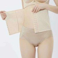 cinto abdominal para as mulheres pós-parto verão respirável confinamento cintura cintura esculpir curativo mulher gravida por cesariana materna