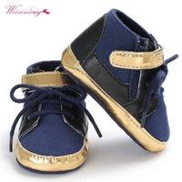 أول مشوا Weixinbuy Baby Moccasins الرضع لينة moccs الأحذية هامش حلول الأحذية غير الانزلاق سرير بو الجلود
