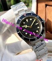 Relógios de luxo Relógios Mens Miyota 8215 Automatic 79220R Mecânica 41 milímetros Black Bay Designer Homens Pulseira de Aço