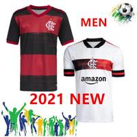 20 21 CR Flamenko Futbol Formaları 2020 Flaman Guerrero Diego Vinicius Flamengo Gabriel B Erkekler Futbol Gömlek Custom Made Çocuklar Kadınlar