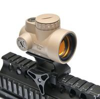 MRO Red Dot Sight 2 МОА AR Тактические оптический Trijicon прицелов с низким и Ultra High QD Mount подходят 20mm Rail