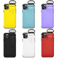För iPhone 11 Pro Max Case XS XR X 10 8 7 Plus SE 2020 Case for AirPods Holder Cover Hot Sale Dropshipping