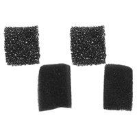4PCS efecto especial de la esponja Blood Scar maquillaje de la herida cepillo denso Stipple Sponge