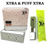 XTRA PUFF XTRA Tek Vape Kalem 1500 poğaçalar buharlaştırıcı 5.0ml Huge Kapasitesi 13 Renkler Taşınabilir Çubuk Elektronik Sigara Huge Buhar