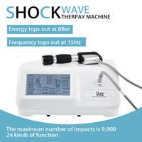 SW20 8 bar 15Hz şok dalgası tedavisi Plantar Fasiit Tenisçi Dirseği Aşil tendinit Omuz tendinit eklem ağrı kesici makine