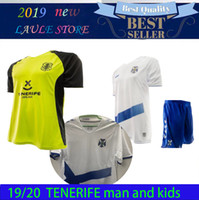 2019 CD TENERIFE soccer jersey home adult kits 19 20 maillot...