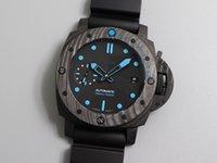VS PAM 960 Montre de Luxe 42mm Çap Silikon Watch Band Otomatik Hareketi Süper Aydınlık Saatler Ile Saatler Orologio di lusso
