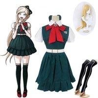 Süper Danganronpa 2 Sayonara Zetsubo Gakuen Sonia Nevermind Cosplay Kostümleri Ve Peruk Cadılar Bayramı Kadınlar Için Custom Made