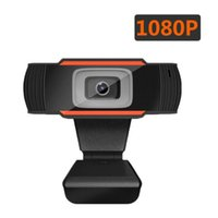 HD Веб-камера веб-камеры 30FPS 720P / 1080P ПК ПК встроенный звукопоглощающий микрофон USB 2.0 видеозапись для компьютера для ноутбука ПК 20x