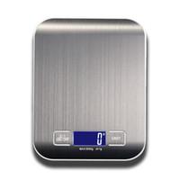 مقياس الطعام، مطبخ الرقمية الوزن غرام واوقيه عن الخبز الطبخ جداول الفولاذ المقاوم للصدأ منصة حمية JK2005KD