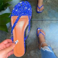 LITTHING Summer Women Slippers Flat Clip Toe Flip Flops Woma...