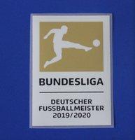 Altın Bundesliga Deutscher FussballMeister 2019/2020 Kırmızı Bundesliga Ligi Futbol Yama Bundesliga yama 2020 ücretsiz gönderim