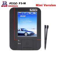 Nuovo originale Fcar F3M (mini F3-W) serie completa di diagnostica auto supporti F3M russo / inglese / scanner tedesca Auto avanzata