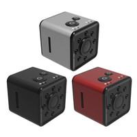 SQ13 WIFI Küçük Mini IP Kamera Kamera 1080P video Sensör Gece Görüş Kablosuz Kamera Mikro Kameralar