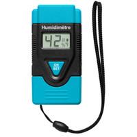 Taşınabilir Ahşap Yapı malzemeleri Nem Sıcaklık EM4806 $ Tester Allsun Dijital Ağaç Nem Ölçer 2 Pim LCD Ekran Su İçeriği