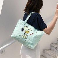 PUBGS Женщина плечо сумка 2020 NEW Крафт бумага сумок Водонепроницаемый моющийся Tear-стойкий