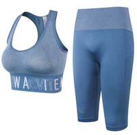 Workout Clothes sports bra Women workout fitness Gym Legging...