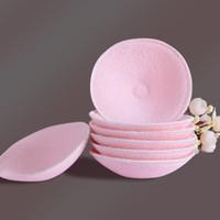 워셔블 수유 유방 흡수 패드 수유 간호 재사용 가능한 고품질 소프트 코튼 엄마 유출 방지 패드 브라 유방