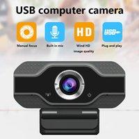 1080P HD веб-камера с микрофоном USB веб-камера 2MP высокого класса видео для компьютера ПК и ноутбуков Live Streaming Video Conference Работа