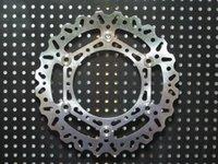 de disco delantero y discos de freno traseros de freno para Yamaha YZ125 YZ250 YZ250F YZ450F WR250F WR450F YZ250X YZ250FX oHG2 #