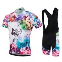 لون ملابس ركوب الدراجات / سريع جاف دورة / ملابس ملابس سباق دراجات ملابس Ciclismo / MTB الدراجة ركوب الدراجات الفانيلة