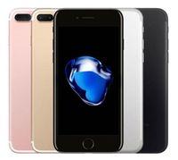100٪ الأصلي ابل اي فون 7 7 زائد مع بصمة البصمة 32GB / 128GB iOS13 رباعية النواة 12.0MP الهواتف المقفلة مجددة