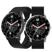 H30 Smart Watch Sports Smartwatch Vollbild-Touch-Herzfrequenz Smartwatches-Band für Android mit Retail-Box