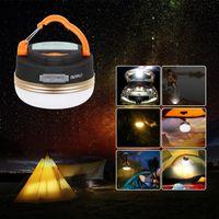 T-вс Мини Кемпинги огни 3W светодиодный фонарь Кемпинг Палатки лампа Открытый Туризм Ночь Подвесной светильник USB аккумуляторная